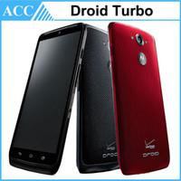 android droid - Refurbished Original Motorola DROID Turbo XT1254 Verizon inch Quad Core GB RAM GB GB ROM MP G LTE Mobile Phone DHL