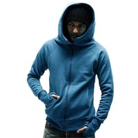 Wholesale Men Running Gym Hoodie Thumb Hole Hooded Jacket Hot Running And Sports Sweatshirt New Outdoor Fitness Hoodie