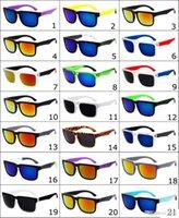 al por mayor timón bloque ken-Las gafas de sol 2017 del casco del bloque de Ken diseñaron los vidrios solares de los vidrios de sol de los deportes de la manera de la marca de fábrica Eyeswearr 21 vidrios unisex de los vidrios