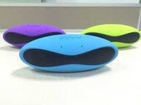 Wholesale 2017 New U Mini Gift small wireless Bluetooth speaker with TF card for iphone and sunsang