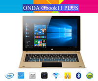 Venta al por mayor- Onda Obook11 Plus Windows10 + Tablet PC Android 5.1 11.6 '' IPS 1920 * 1080 IntelCherry-Trail Atom X5 Quad Core 4 GB 64 GB eMMC