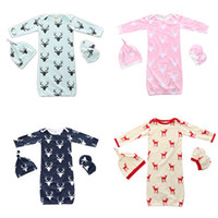 Wholesale SALE Infant Sleeping Bags Newborn Nursery Bedding Suit Hats beanie Gloves Coverall Sets Baby Kids clothing Children sleeping bags