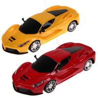 Wholesale Drift Speed Radio Remote Control Car Toy RC RTR Truck Racing Car Toy Xmas Gift Random Color K5BO