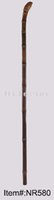 Wholesale bamboo root walking stick bamboo crutch