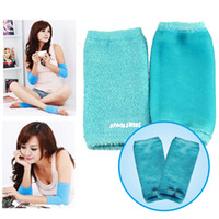 Wholesale Spa Gel Elbow Guard Sleeves Skin Care Moisturing Exfoliating Whiten Elbow Cover