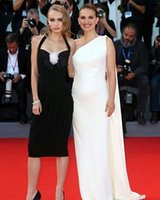 apple lily - Halter Lily Rose Melody Depp Grammys ball gown sleeveless tea length Prom dress