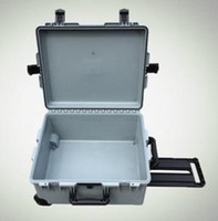Wholesale trolley waterproof tool case Shock proof box Dust box Photographic camera case with pre cut foam External dimensions mm