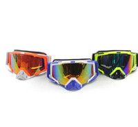 Wholesale Adult Motocross Goggles Dirt Bike ATV Motorbike Motorcycle Goggle Ski Glasses Gafas Racing MX Goggle UV Protection Helmet Goggles