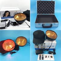 diode laser - Laser Thicker Hair Growth Regrowth Helmet Treatment Diode Laser Light Therapy Hair Health Care Devices Newest