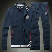Wholesale Men s Sportswear Hoodies Brand Casual Men Sweatshirt Male Tracksuit Man Leisure Outwear Tracksuit Sets Size