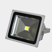 Wholesale COB Water proof LED Floodlights W AC V H LED Floodlights with Aluminum Metal for Outdoor
