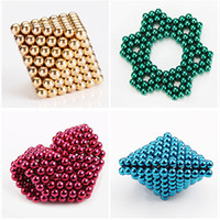 bead magnets - Magic Magnet Beads Magnetic DIY Balls x mm Educational Toys Sphere Neodymium Cube Puzzle for Adults and children