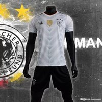 Wholesale custom quality Thailand latest GermanCV national team home jersey