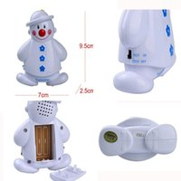 audio baby crying - Wireless Audio Baby Cry Detector Snowman Lovely Baby Cry Sound Detector Sleeping Guarder Crying Alarm Customized