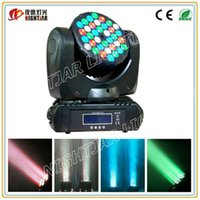 Wholesale Led Beam w in1 Rgbw Moving Head Light Professional Stage Dj Bar Home Entertainment