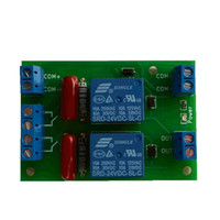 Wholesale Hot sell CNC router part V channel relay control board with optocoupler Relay Output way relay module for arduino