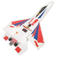 Wholesale su rc jet plane shatter resistant kt foam rc airplane high speed led light rc fighter jets kits electric remote control airplanes
