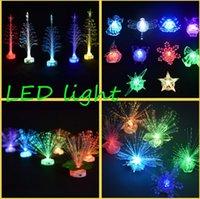 battery operated fiber optic lights - LED toys fiber optic lighting fiber optic trees Christmas trees led light whole