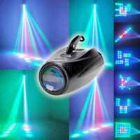 Wholesale Hot Sale Party Lazer Light W Auto Sound Active RGBW Disco Club Light Stage DJ laser Lighting Effect Show Hundreds of Patterns