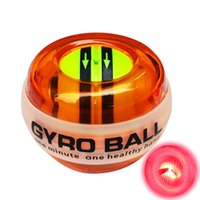 Wholesale Latest New Ebuy360 Resbo Powerball Autostart LED Force Power Ball Gyroscope Hand Wrist Excercise Fitness Spinning Gyro Ball