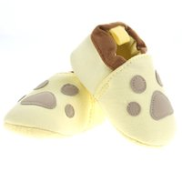 bear claw shoes - Baby Boy Girls Shoes Toddler Soft Bottom Bear Claw Pattern Boys Girl Shoes First Walkers Prewalkers Soft Sole Kids Toddler Shoes