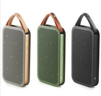 bang and olufsen phone - Hot BeoPlay A2 Bluetooth Speaker Wireless Bluetooth Speakers BANG and OLUFSEN B O PLAY Mini Wallet Style Fashion colors DHL free IN STOCK