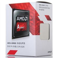 Wholesale AMD APU series A10 quad core R7 nuclear FM2 interface boxed CPU processor