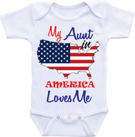 baby onesie aunt - Aunt Onesies from Different Countries My Aunt Loves Me Onesie Auntie shirt I love my Aunt for baby boy or baby girl
