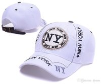 Wholesale 2017 The New York yankees cap Hats Unisex Fashion Cool Snapback Women Men Baseball Cap Golf Snapback Baseball Hats