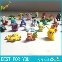 Wholesale 2016 hot toys anime Pocket Monster Toys Action Figures Pikachu furnishing articles doll cm