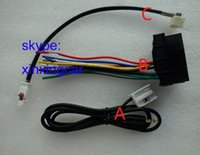 aux power - Car modification CD tail line AUX wire plug Audio power cable for VW RNS315 RNS510 RCD300 RCD510 RCD310 RNS310