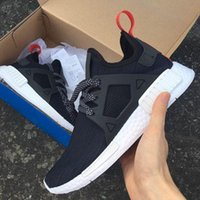 authentic shoes - Authentic original high quality NMD XR Fall Men Women shoes human running shoes sports shoes online US size