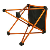 Wholesale 2016 Outdoor Folding Chair Portable Chair Folding Seat Stool For Fishing Camping Hiking Gardening Beach Fishing Picnic BBQ with Bag free