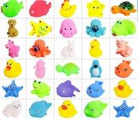 Wholesale Cute cartoon toys baby toys bath toys animal dolls sound doll toys educational toys A0454