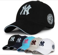 Wholesale Yankees Hip Hop MLB Snapback Baseball Caps NY Hats MLB Unisex Sports New York Adjustable Bone Women casquette Men Casual headware