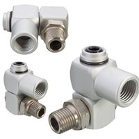 air swivel connector - New quot Universal Swivel Air Hose Connector Adapter Flow Aluminum Air Connectors For Universal Joint Tool