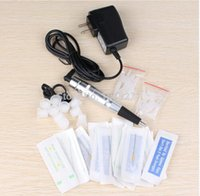 Wholesale 1Pcs Permanent Makeup Pen Power Supply Tattoo Machine Kit High Quality price