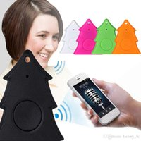 Wholesale bluetooth tracker key finder christmas tree anti lost alarm tracer mini smart devices for all mobile phones