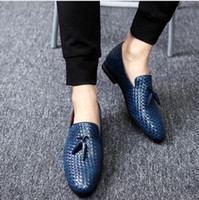 Wholesale New Men oxford shoes Breathable Action Leather Men s Flats men Shoes Summer Spring Casual Shoes For Man Sapatos Masculinos