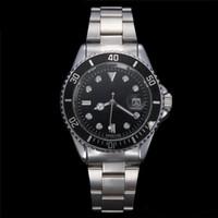 Wholesale 2016 Mens watches Luxury Mens Business Clock Male Quartz Wrist watch Quartz watch relogio masculino Gold Black