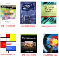 Wholesale Hot Brief Principles Doctor of Nursing Quantitaltive Technical Analysis Researching the Law Essentials of organizational Behavior Marketing
