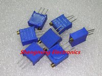 Wholesale W LF W K ohm Trimpot Trimmer Potentiometer