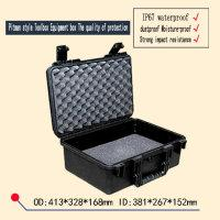 Wholesale high quality Tool case Shock proof box waterproof equipment case Impact PP ALLOY tool case tool box with Sponge Foam