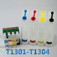 Wholesale NEW empty CISS ink system for Epson Epson B42WD SX525WD SX535WD SX620FW BX525WD T1301 CISS inkjet printer