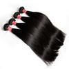 Wholesale Brazilian Hair Weave Bundles Best A Unprocessed Brazillian Peruvian Indian Malaysian Cambodian Straight Human Hair Natural Black
