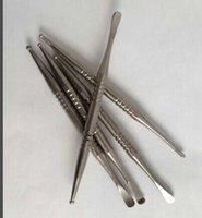 Wholesale MaxiTi pure titanium nail dabber for smoking carb cap tools max removal smoking