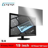 Wholesale 3M Quality Inch Privacy Screen Anti glare for Standardscreen Desktop Computer PC Monitors Privacy Filter mm mm