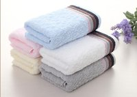 better towelling - Jade clean towel cotton yarn towel water thickening couples washing a face cloth Slub yarn process Water absorption effect is better Feel co