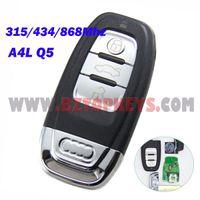 audi intelligent key - A0030 button Intelligent Car key KO C For Audi Q5 Smart key Alarm remote control Mhz