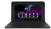 Laptop Android 4.0 10-10.9'' cheap 10 inch Mini Netbook via8880 dual core cpu android4.0 with company warranty